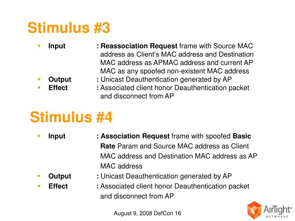 Stimulus #3