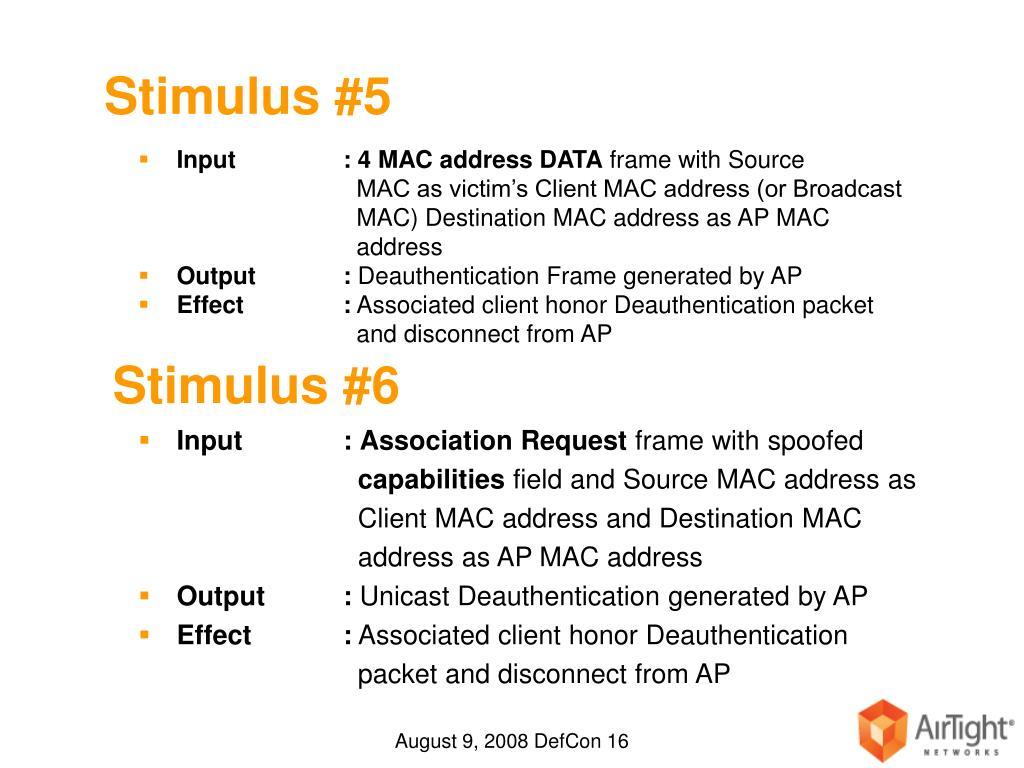 Stimulus #5