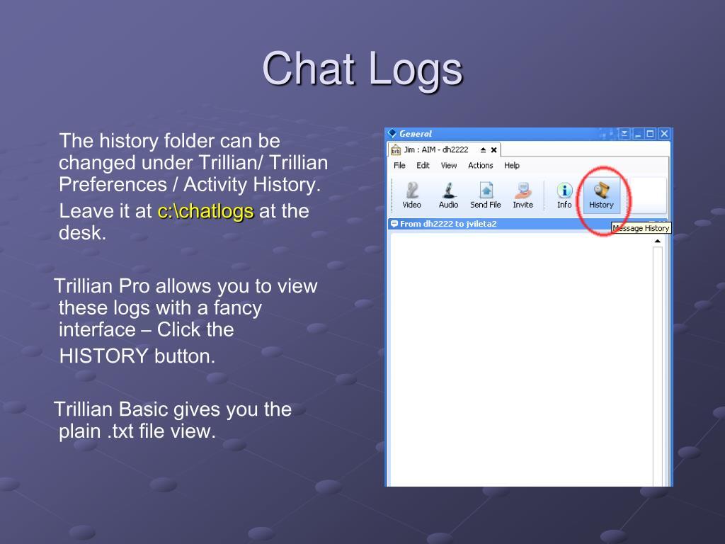 Chat Logs