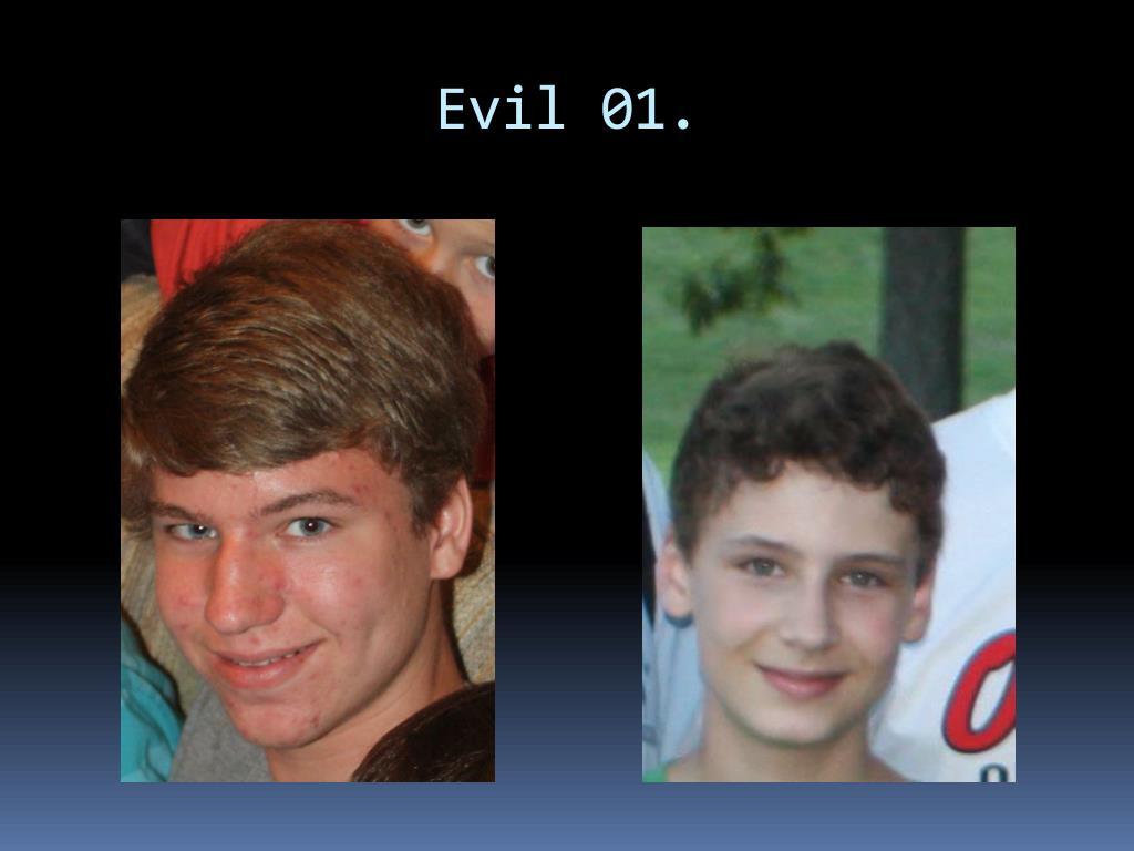 Evil 01.