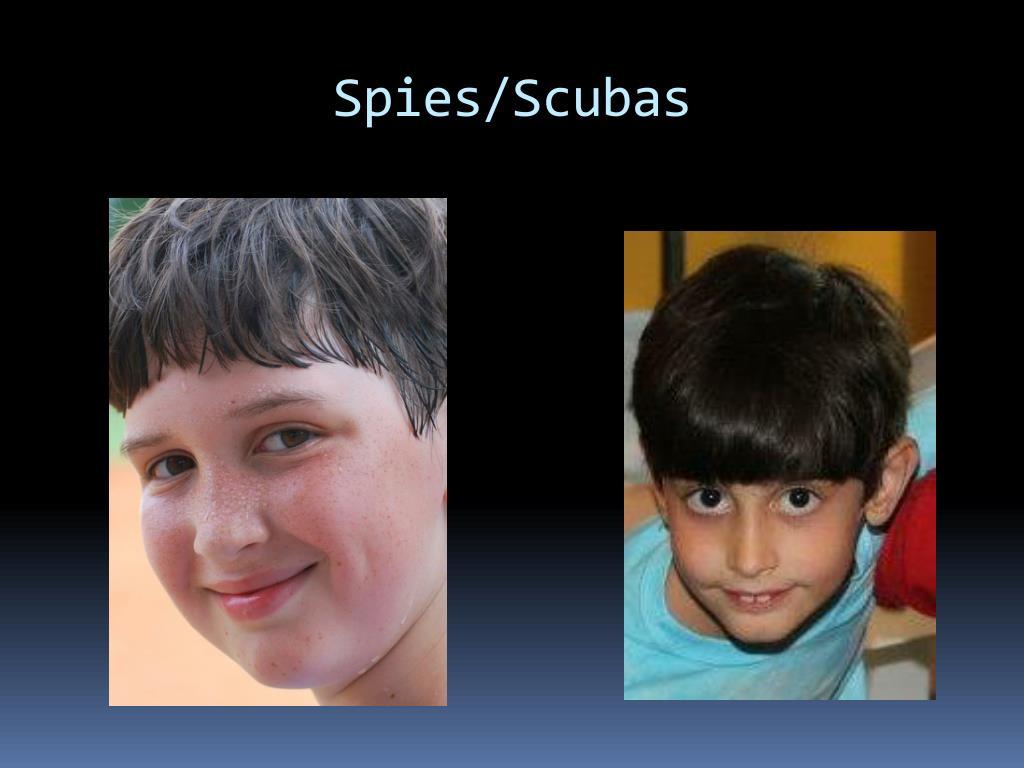 Spies/Scubas
