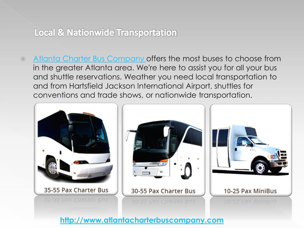 Local & Nationwide Transportation