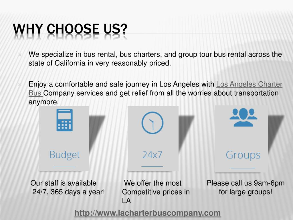 We specialize in bus rental, bus charters, and group tour bus rental across the state of California in very reasonably priced.