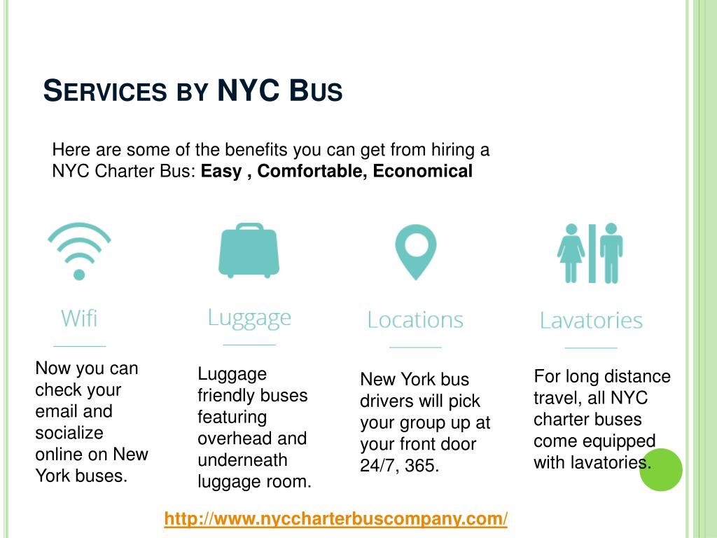 Services by NYC Bus