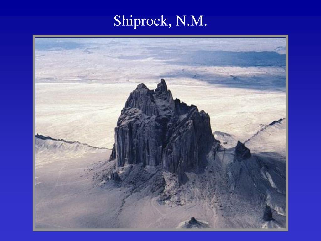 Shiprock, N.M.