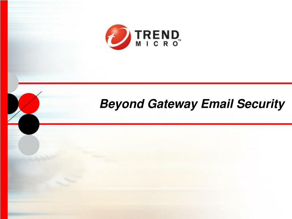 Beyond Gateway Email Security