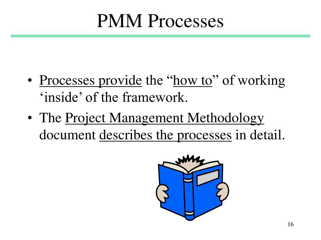 PMM Processes