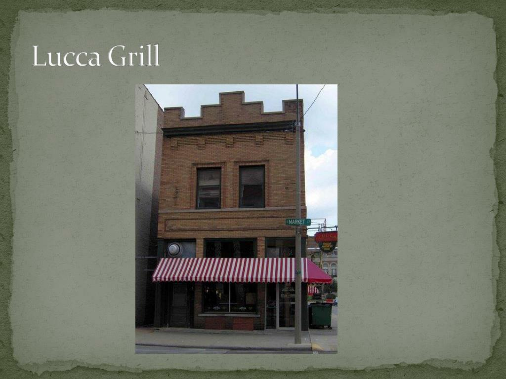 Lucca Grill
