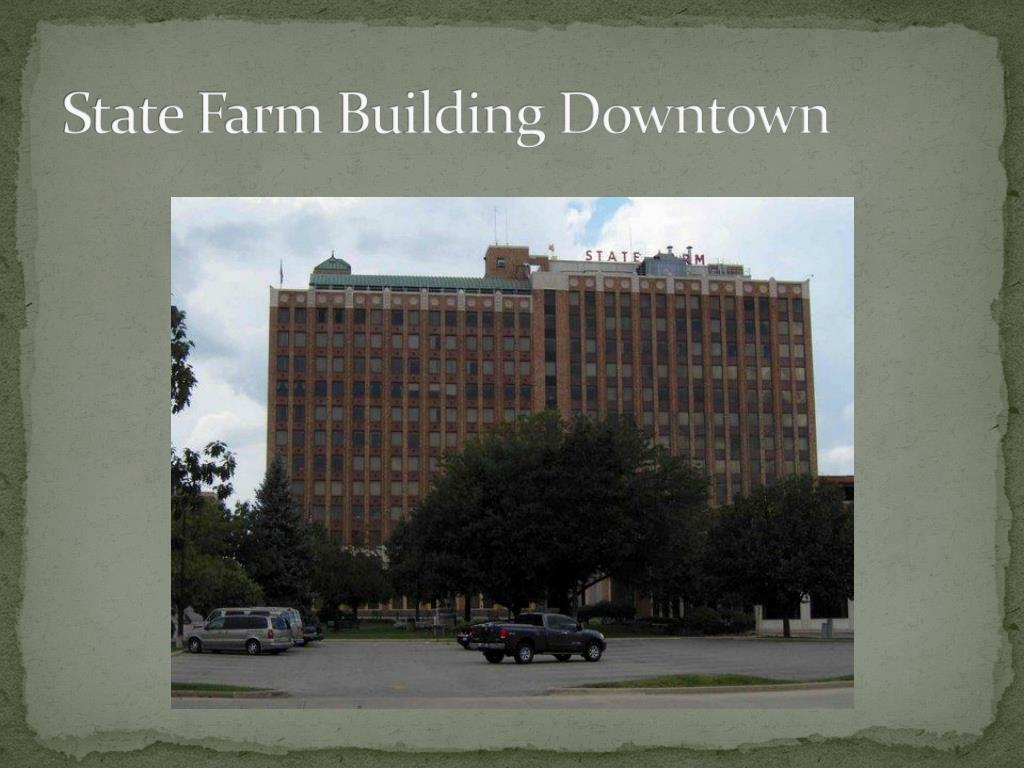State Farm Building Downtown