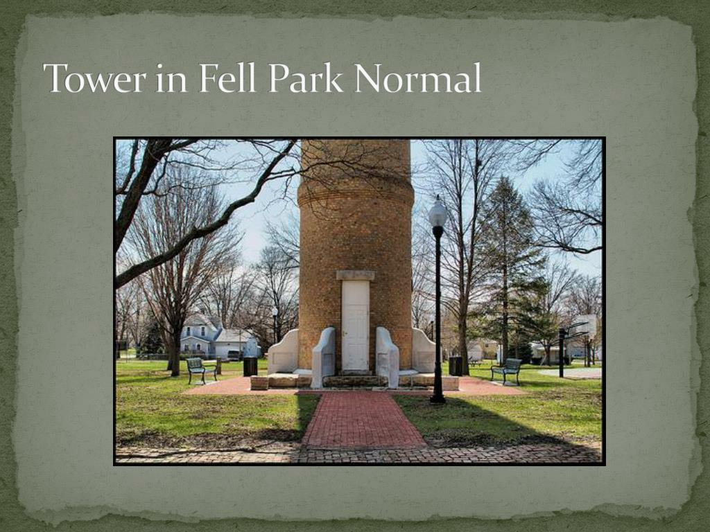 Tower in Fell Park Normal