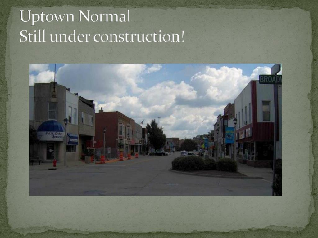 Uptown Normal