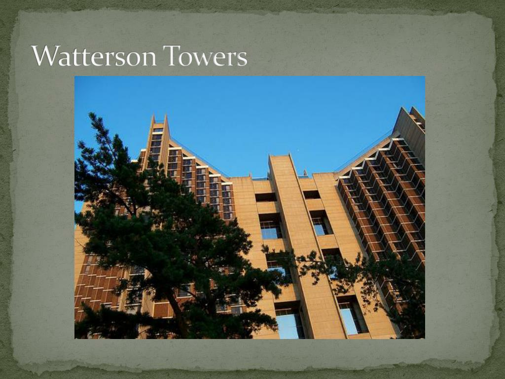 Watterson Towers