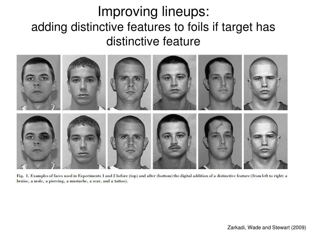 Improving lineups: