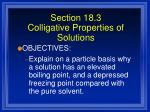 section 18 3 colligative properties of solutions25