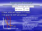 aggregate demand23