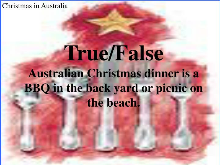 True/False