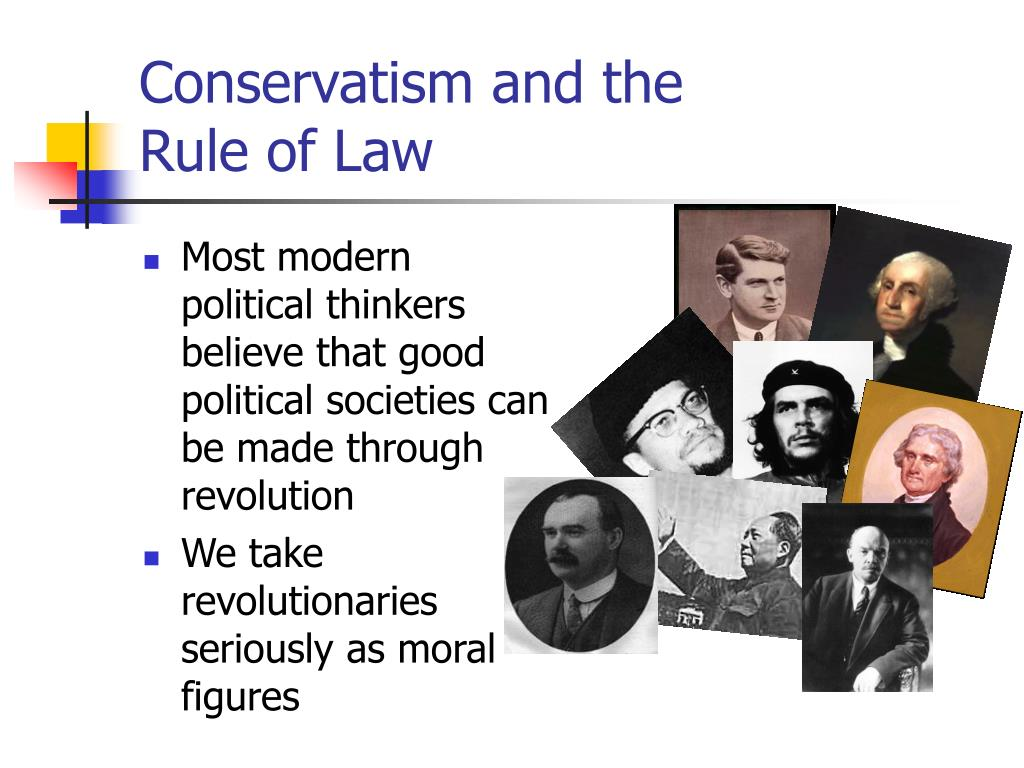 Conservatism and the