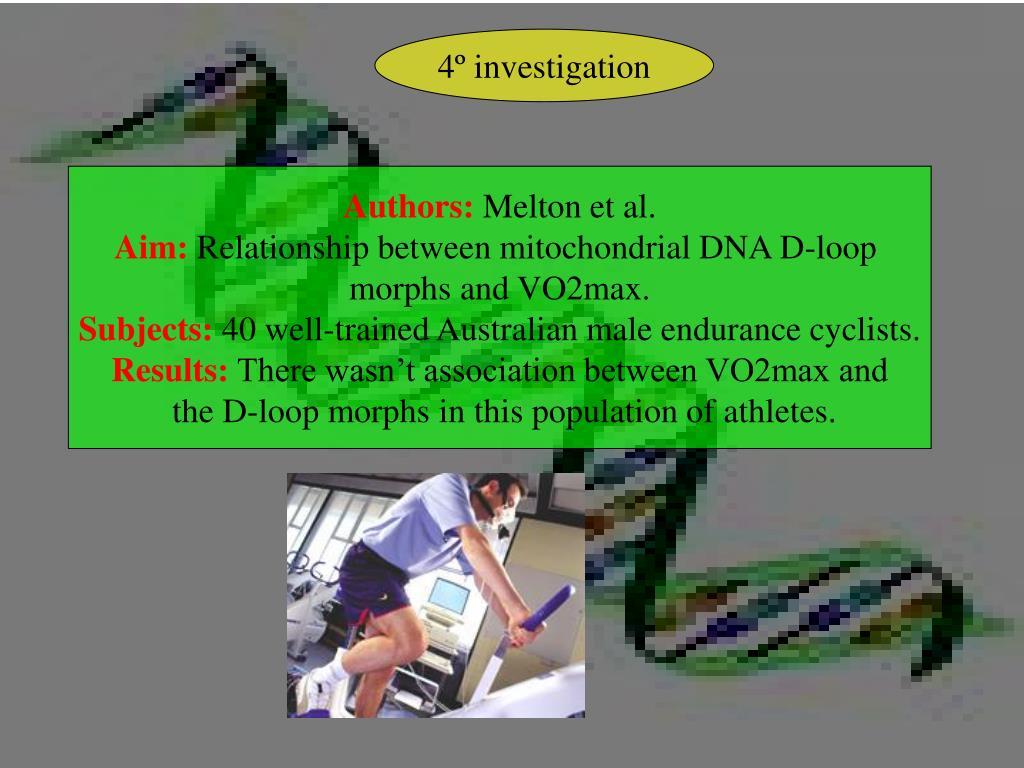 4º investigation