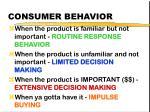 consumer behavior45