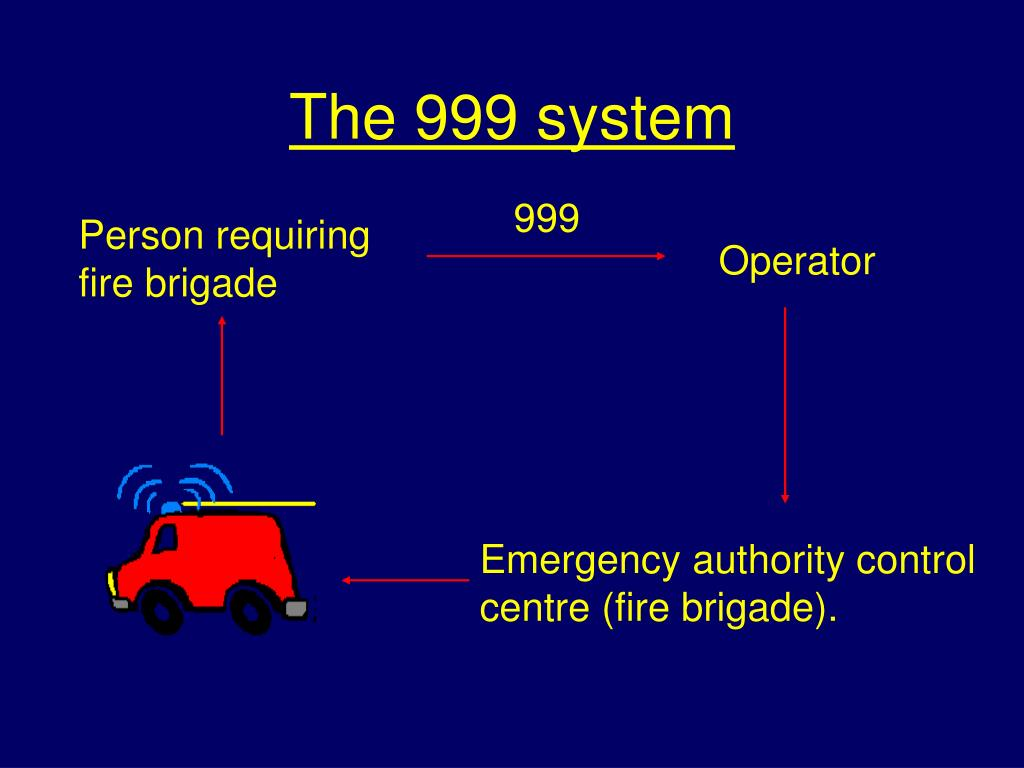 The 999 system