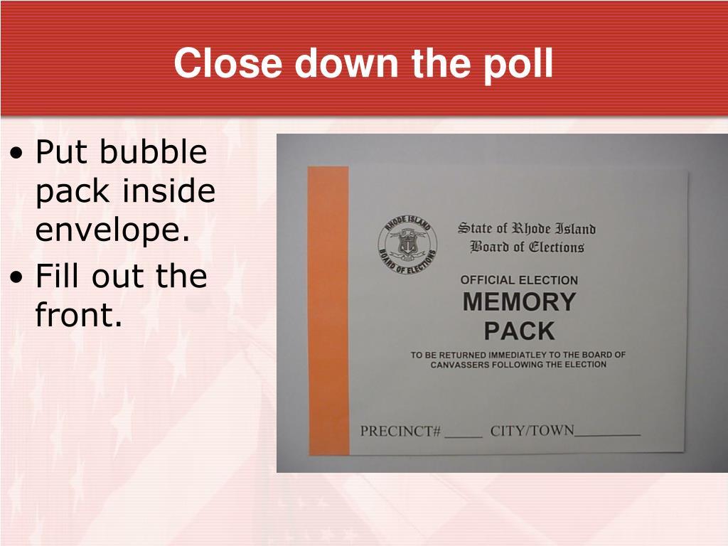 Put bubble pack inside envelope.