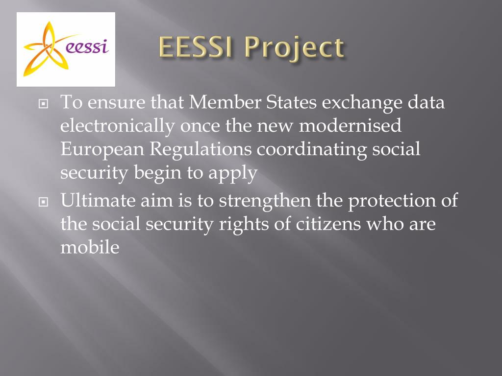 EESSI Project