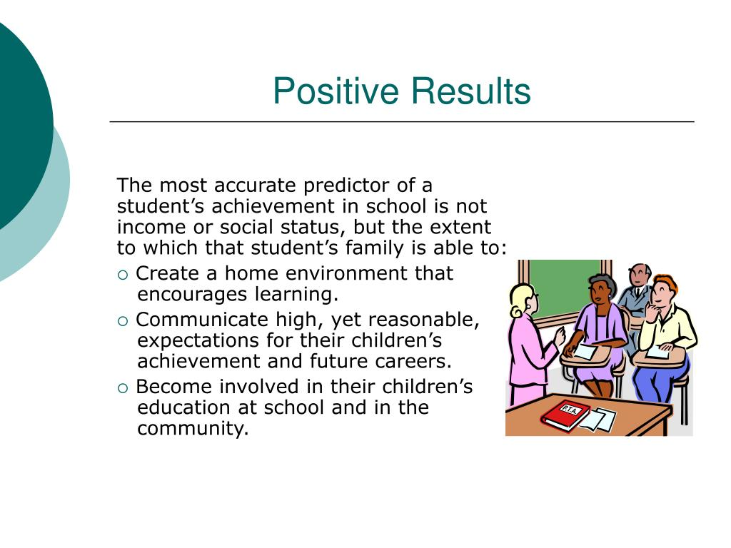 Positive Results