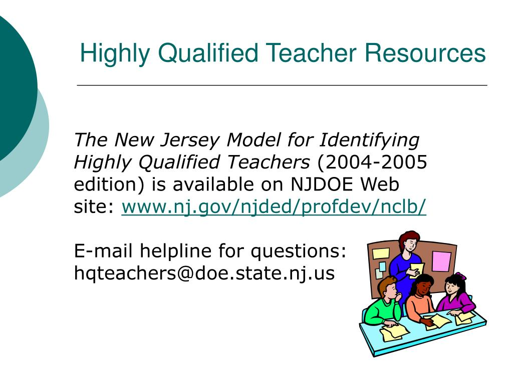 The New Jersey Model for Identifying
