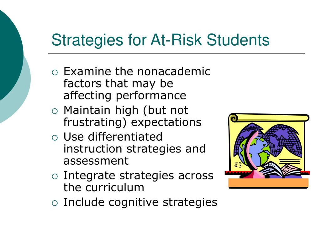 Strategies for At-Risk Students