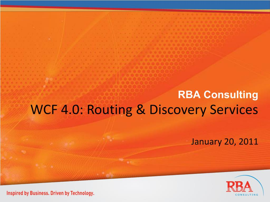 rba consulting