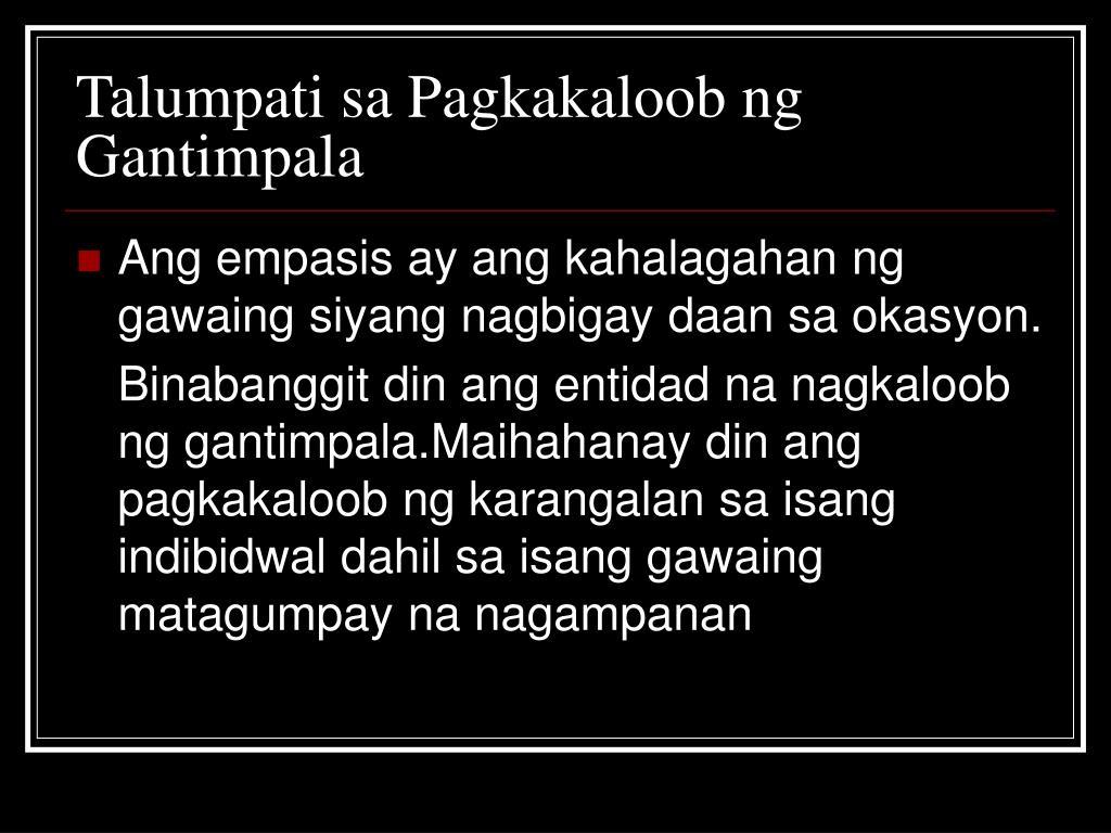 talumpati para sa kahalagahan ng pamilya Read bahay at tahanan from the story talumpati compilation by rizaro  ang  kanilang mga pagsasakit, at alay rin para sa ating magiging sariling pamilya + .