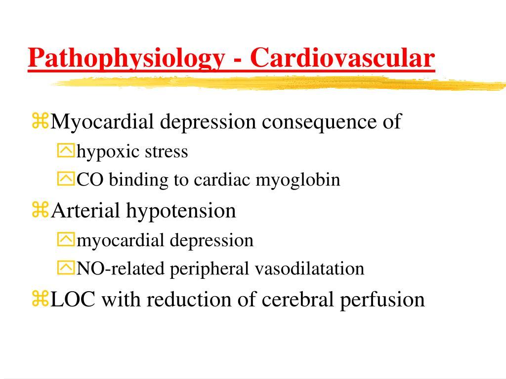 Pathophysiology - Cardiovascular