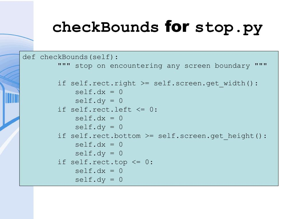 checkBounds