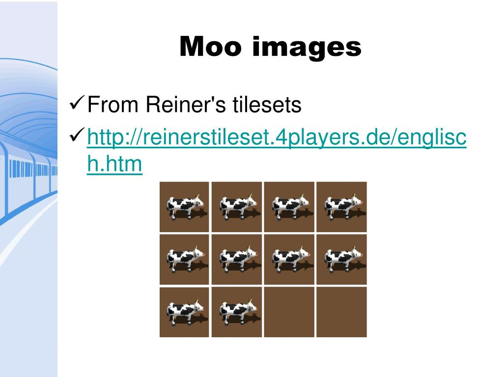 Moo images