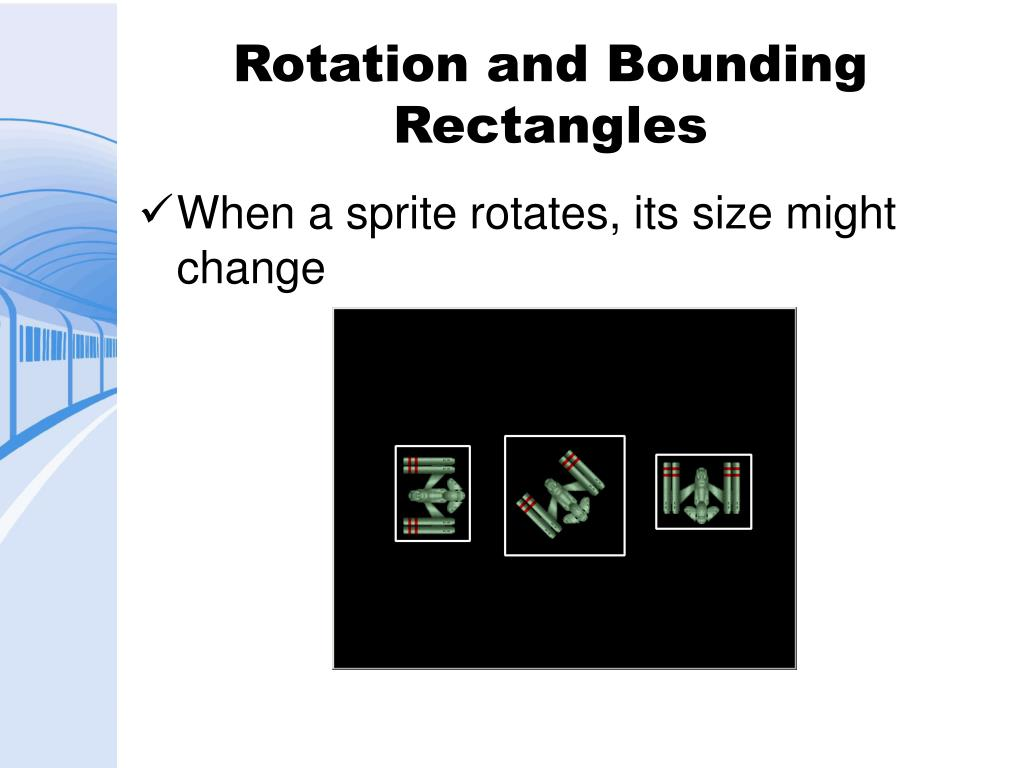 Rotation and Bounding Rectangles