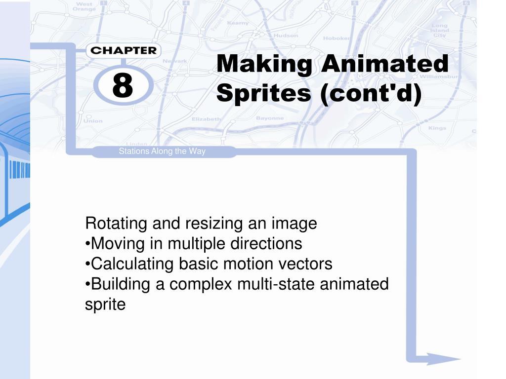 Making Animated