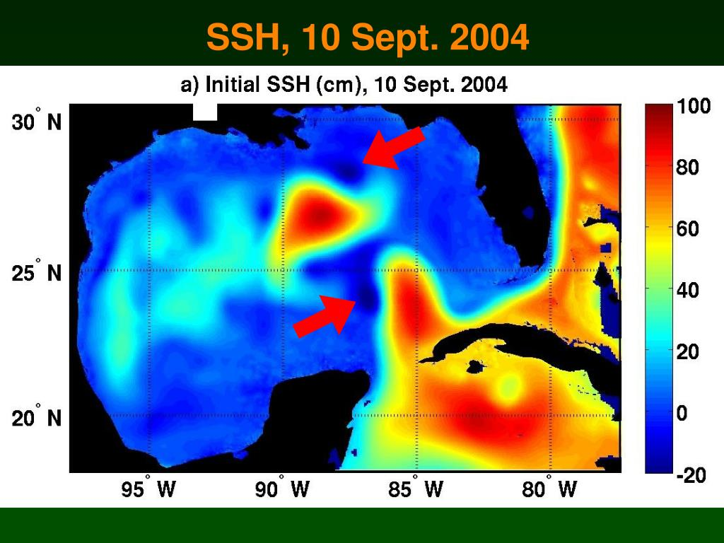 SSH, 10 Sept. 2004