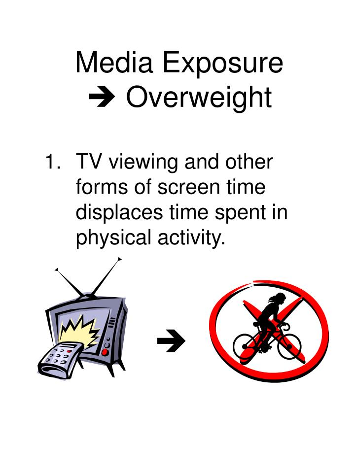 Media exposure overweight l.jpg