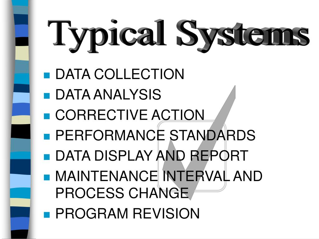 Typical Systems