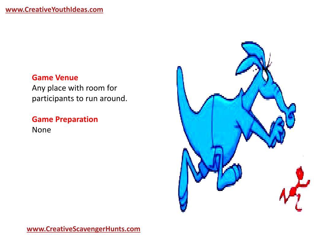 www.CreativeYouthIdeas.com
