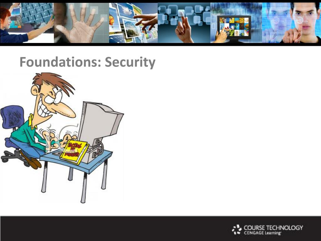 Foundations: Security