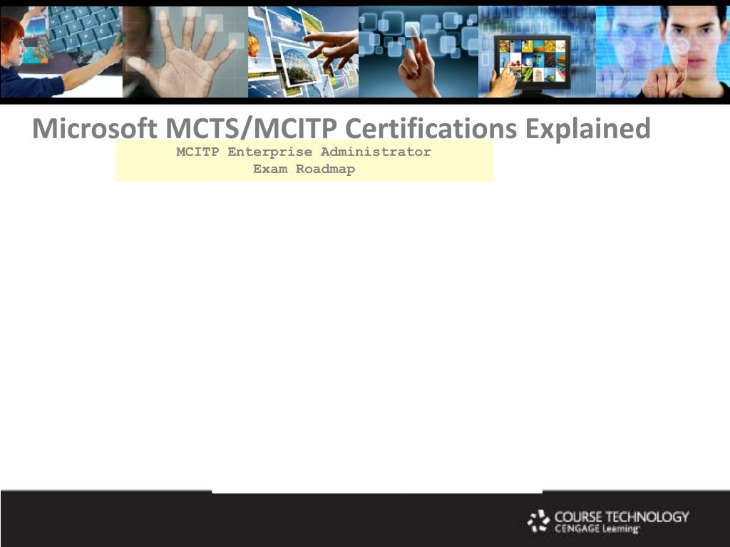 Microsoft MCTS/MCITP Certifications Explained