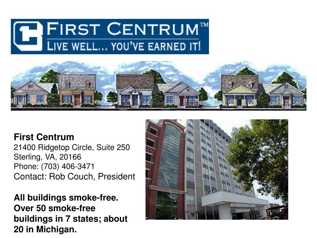 First Centrum