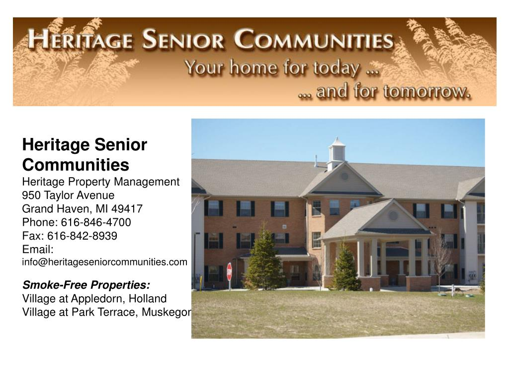 Heritage Senior Communities