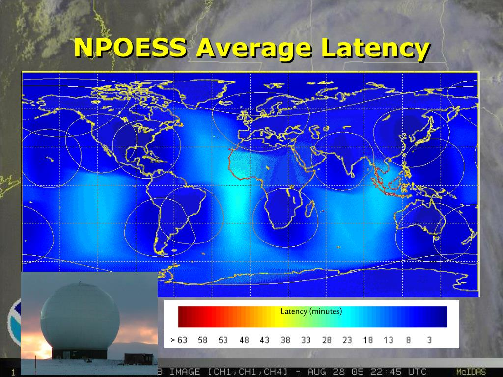 NPOESS Average Latency