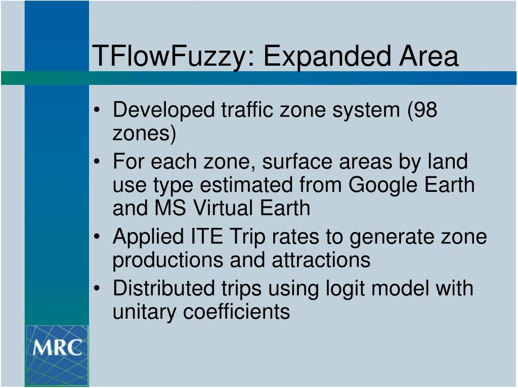 TFlowFuzzy: Expanded Area