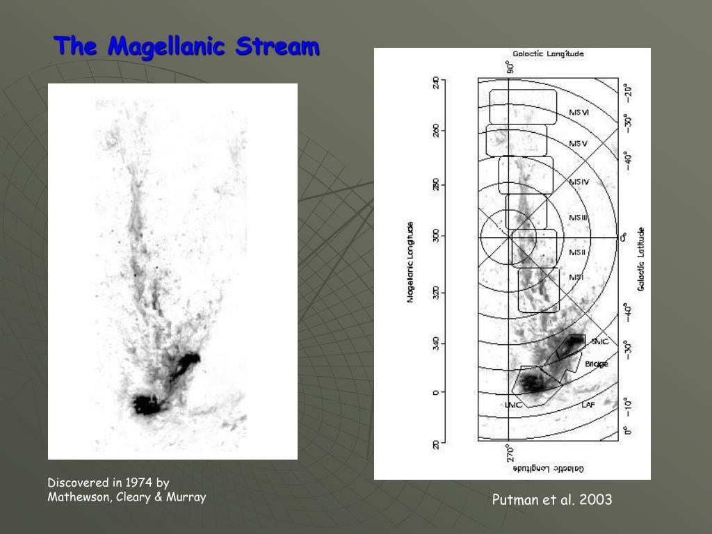 The Magellanic Stream