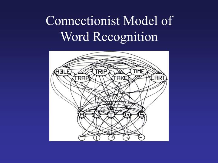 Connectionist Model of