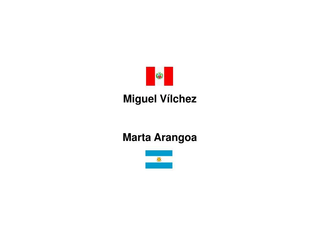 Miguel Vílchez
