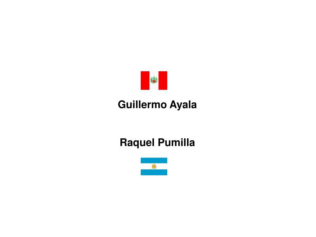 Guillermo Ayala